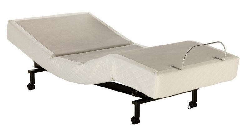 Leggett and Platt S-Cape Twin XL Adjustable Bed Base 4AK147 ...